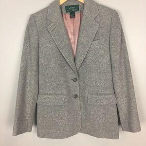 Ralph Lauren Blazer Wool, Cashmere Size 4P